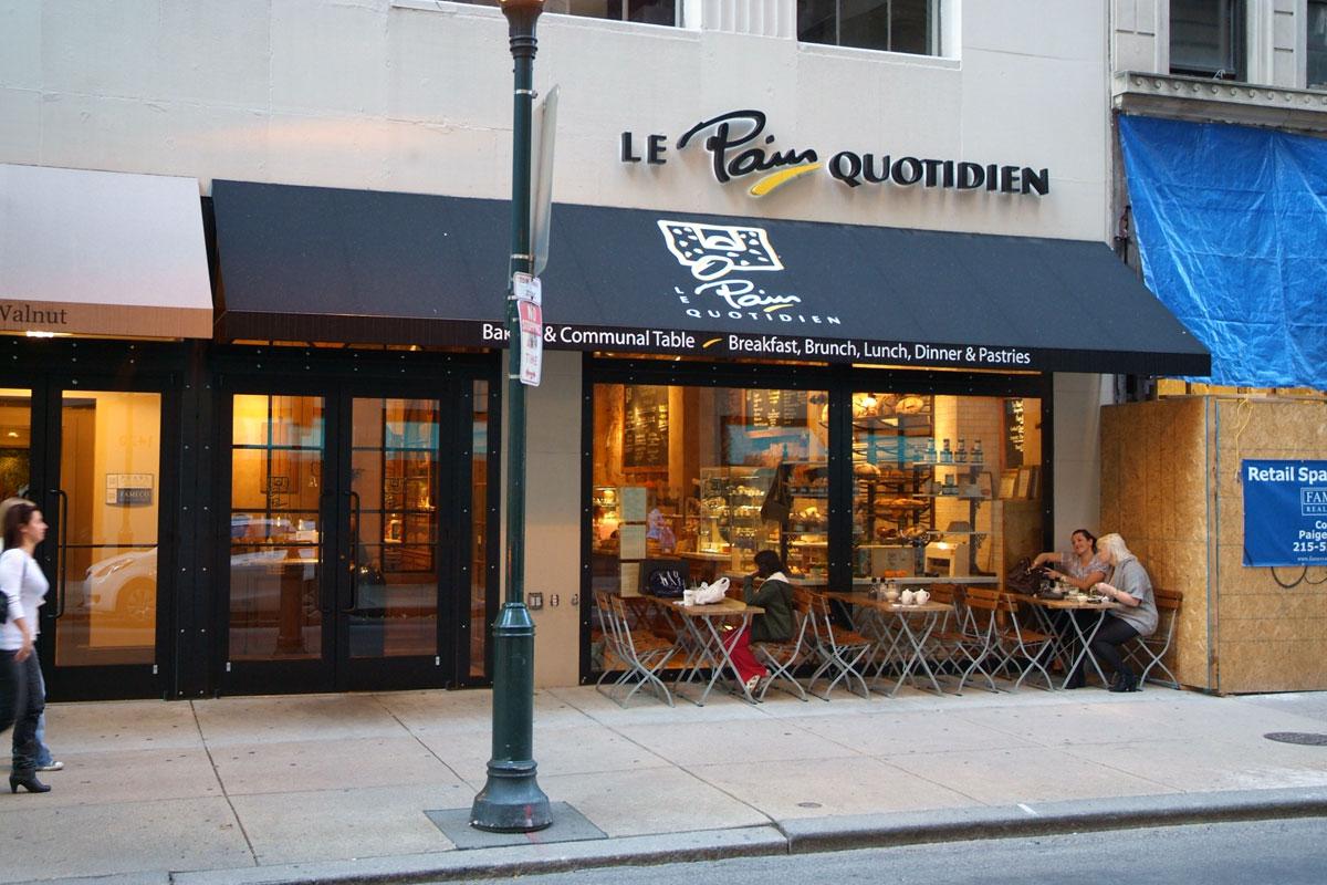 Walnut Street Cafe Philadelphia Pa