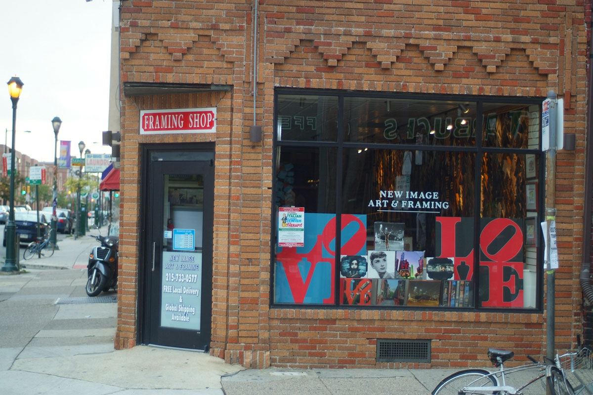 New Image Art & Framing - South Street - Philadelphia, PA