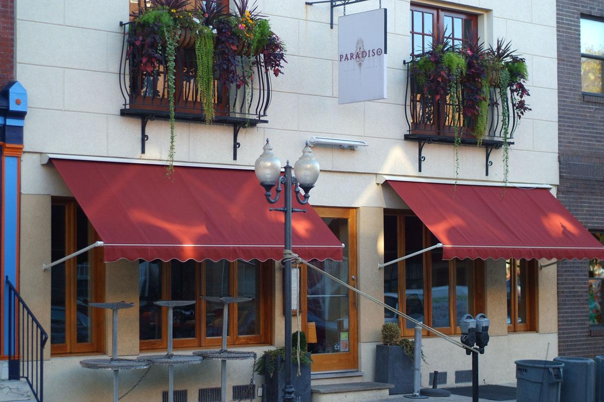 Paradiso Restaurant And Wine Bar East Passyunk Philadelphia Pa