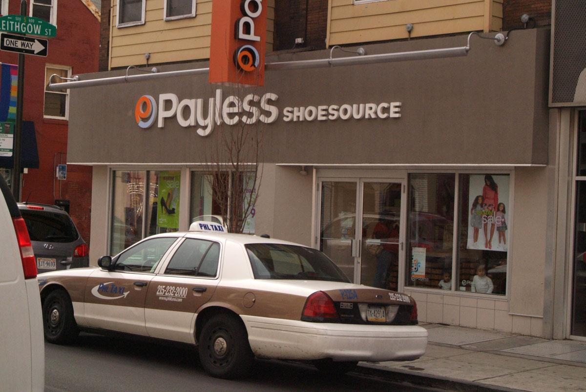 Payless ShoeSource. 410 South Street Philadelphia, PA 19147   (215) 625-2809