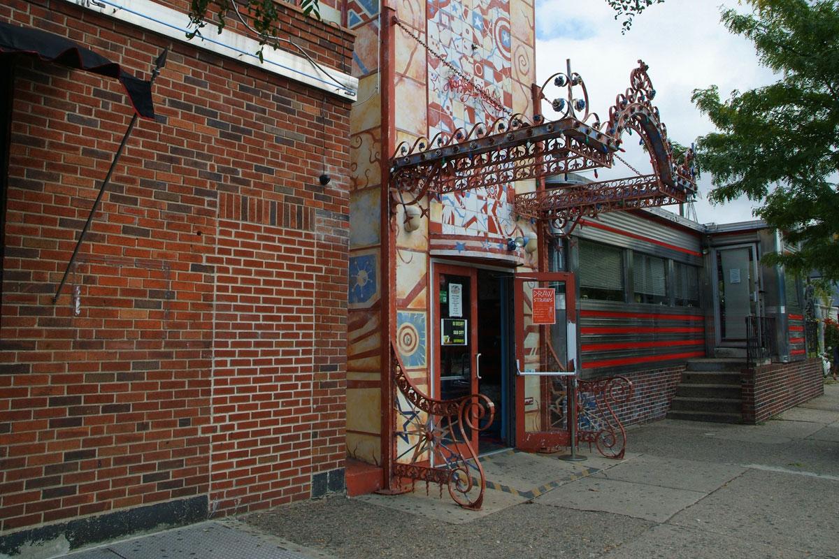 Silk City Diner And Lounge - Northern Liberties - Philadelphia, PA