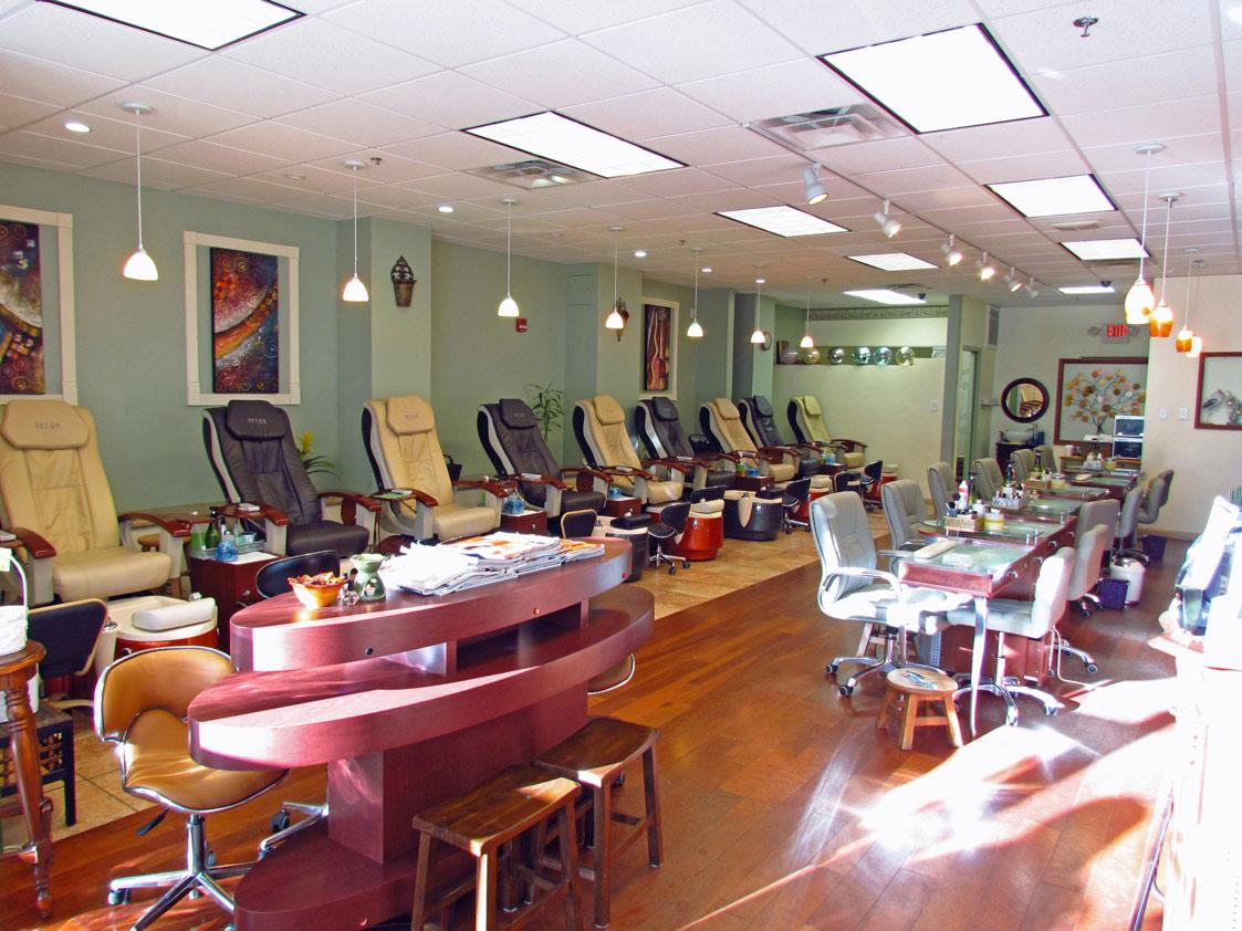 Menu - Aroma Spa Pedicure   Genesis Nail Salon - Northern