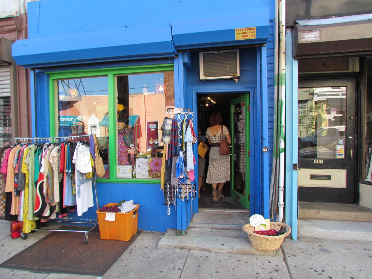 716 South 4th Street Philadelphia PA 19147 | (215) 413-5809 & Wilbur: Vintage/Designer Clothes \u0026 Accessories - Fabric Row ...